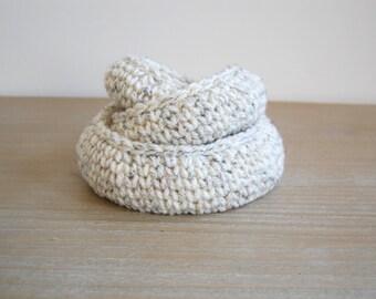 Crochet bowl pattern, nesting basket crochet pattern, nesting bowls, entryway storage, home storage ideas