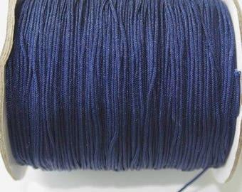 0.80 mm Navy Blue nylon thread