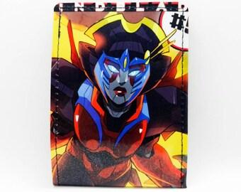Transformers Wallet - Comic Book Wallet - Windblade