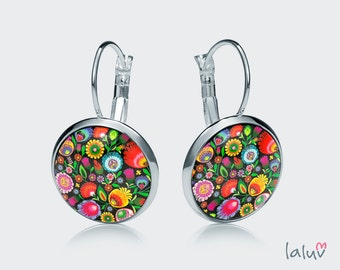 Earrings POLISH FOLK