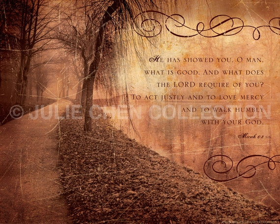 Do justice love mercy micah 68 art christian gift do justice love mercy micah 68 art christian gift motivational quote scripture inspirational art bible verse christian art negle Image collections