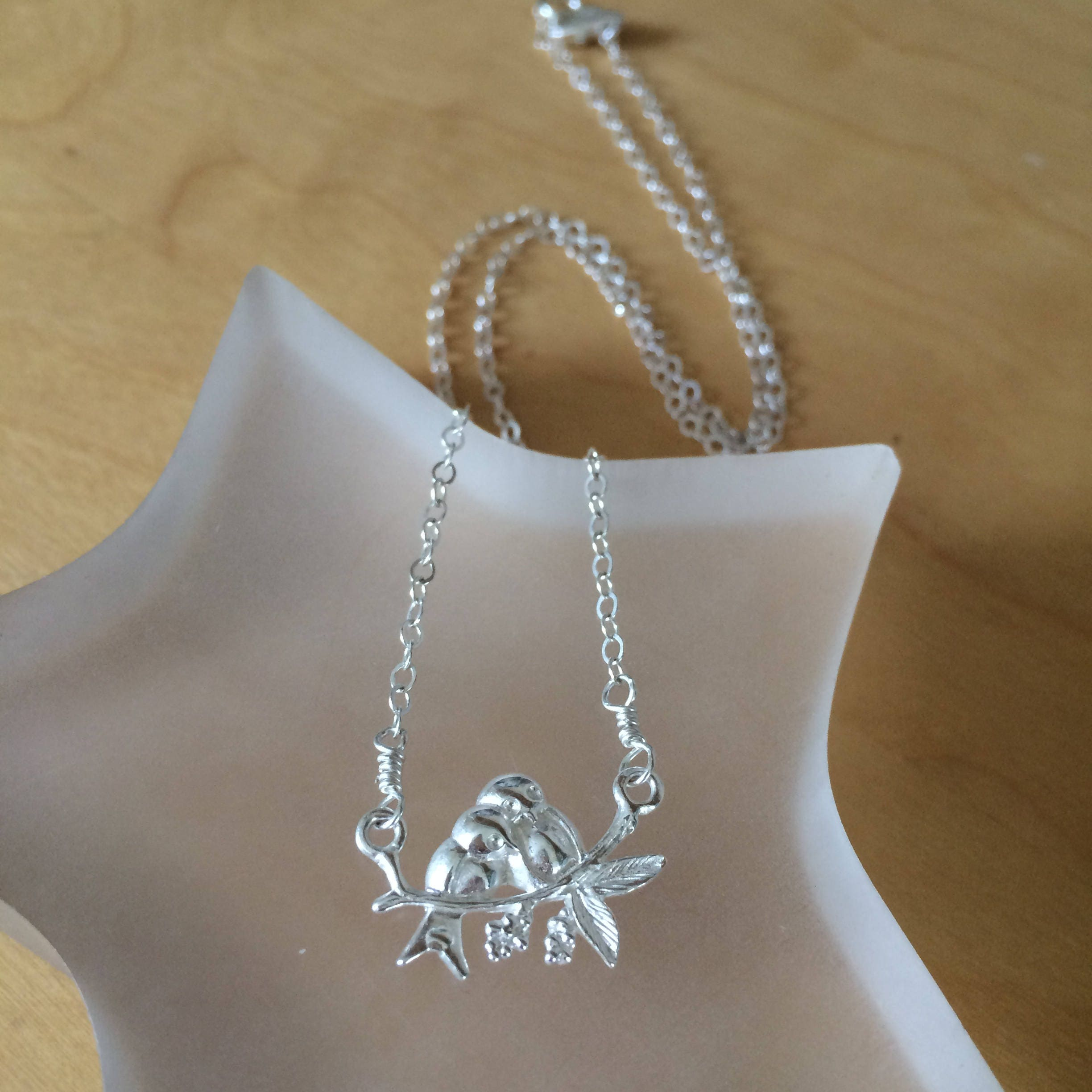 amp grace nesting silver image love necklace bird gold vermeil number jewellery rose co pendant