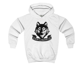 Ilyon Chronicles Wolf Kids Hoodie