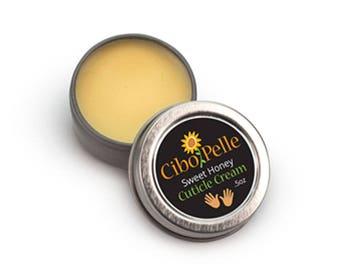 Cuticle Cream, Cuticle Butter, Organic Nail Care, Cuticle Balm, Hand care, Hand Moisturizer, Natural Balm, All Natural, Natural Salve