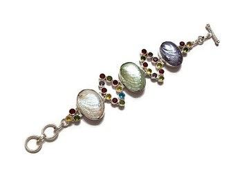Big Bold Seashell Bracelet