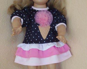 "Rare Storybook Heirlooms Savannah Girl Doll Blonde Hair Blue Eyes 18""Lg"
