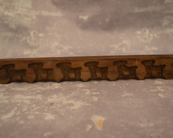 Primitive Candy Mold - Lambs