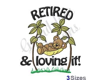 Retired - Machine Embroidery Design