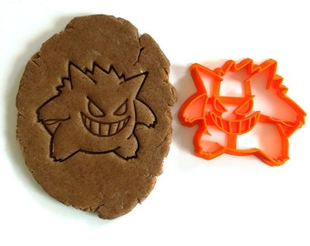 Gengar, Pokemon Cookie Cutter