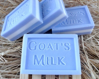 LAVENDER GOAT Natural Goat's Milk Soap
