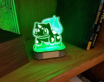 Bulbasaur LED Sign