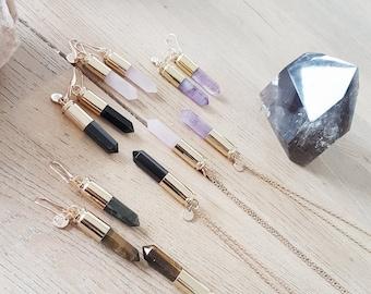 TIGER EYE | Bullet Proof Necklace