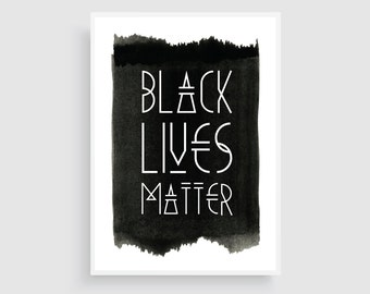 Black Lives Matter (DIGITAL FILE)