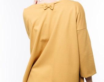 LeMuse yellow SWEET cardigan