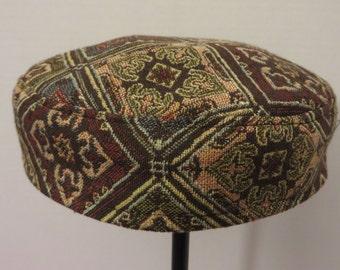 Ori's Kippah: Customize Fabrics and Sizes