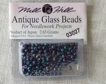 Mill Hill Glass Beads 03027 Antique bead