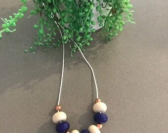 Handmade Silicone Necklace