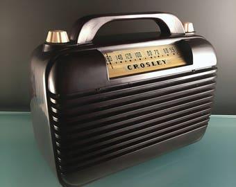 Crosley Portable Radio Model 56PA