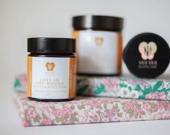 Luxurious & Organic Hydrating Hand/Body Balm