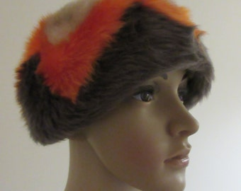VERY Funky 1960's Hat - You Won't Find Another Like It!!