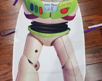 Toy Story Apron, Buzz Lightyear Promotional Disney Pixar Collectors Item