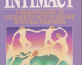 The Dance of Intimacy (Softcover, Psychology, Women's Studies) 1989