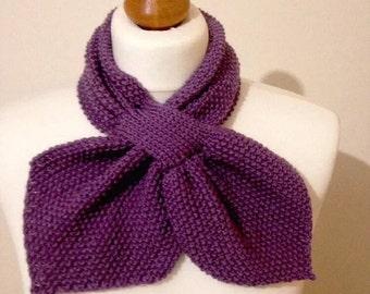 Miss Maple Necktie warmer/scarf