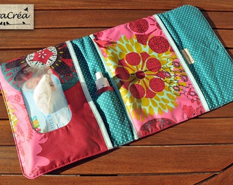 Pocket diaper - coated cotton