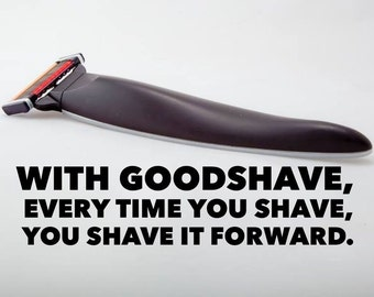 Why Just Shave? When You Can Shave It Forward