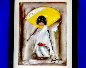 Piccolo Pete by Ted DeGrazia