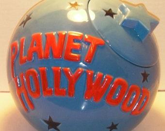 Planet Hollywood Cookie Jar