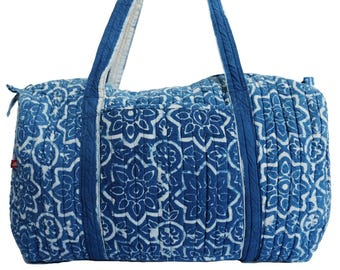 Travel Bag - Tara Indigo