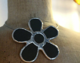 Necklace in Slate