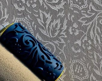Paint roller, Pattern roller, Decor roller, 15cm, AUTUMN pattern paint roller