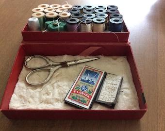 Vintage Sewing Notion Kits
