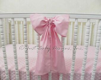 Crib Bow - Curtain Tie Back Bow