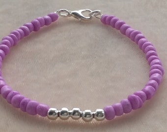 Seed bead Friendship Bracelet, Friendship Bracelet,Various colours, Friendship Jewellery