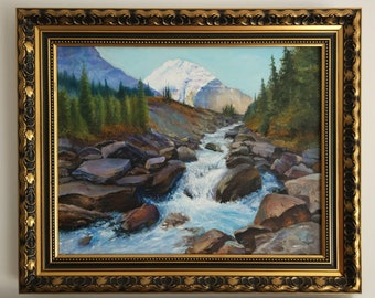 Free Shipping! Oil Painting, 40/50CM, 15.7/19.7Inches. Not include outer frame
