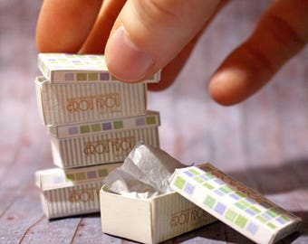 Miniature Shoebox DIY Kit & Tutorial