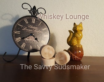 Whiskey Lounge Bar Soap