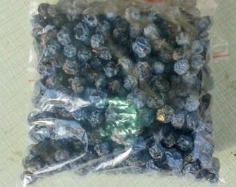 450 gr. Dried Sloe Berries Herbs Detox Bulgarian Wild Organic Natural Health
