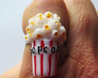 Popcorn ring