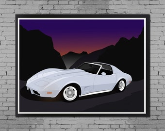 The Heartbeat:  Corvette