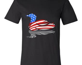 State Bird 'Common Loon' Minnesota Tshirt