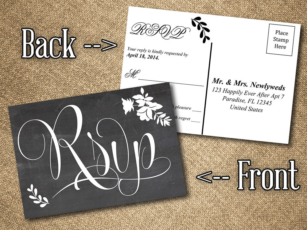 free templates for wedding response cards%0A response to wedding invitation regret zoom