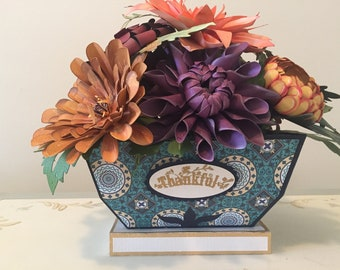 Chrysanthemum Planter