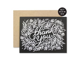 Floral Thanks Boxed Set