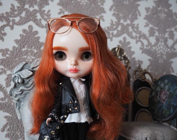 Custom Takara blythe doll #15 Zinochka