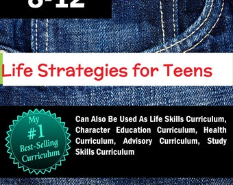 Life Strategies for Teens Bundle | Healthy Habits for Effective Teens
