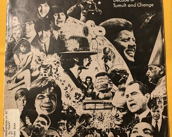 Vintage Life Magazine - The '60s Special Double Issue (Decade of Tumult and Change)